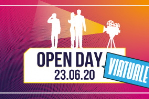 Open Day Virtuale - 23 Giugno